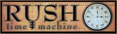 Rush - Time Machine (Banner)