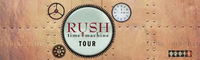 Rush - Time Machine Tour (Banner)